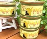 C&R ツナ タピオカ&カノラオイル Sサイズ(85g)※旧S.G.Jツナ缶