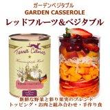 ≪色とりどりの野菜や果実をブレンド!≫テラカニス ガーデンベジタブル レッドフルーツ&ベジタブル 400g