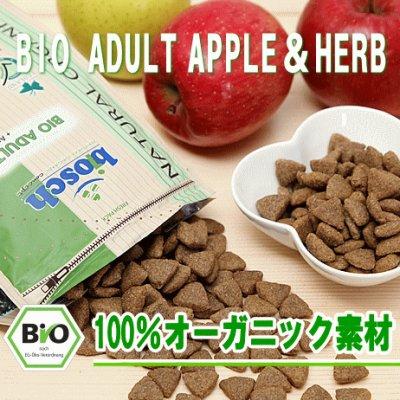 画像1: ボッシュ ビオ・アダルト アップル&ハーブ 750g〜11.5kg