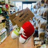 【可愛い!手編み!】 編みぐるみ 靴